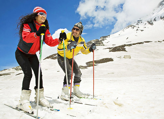 Manali Honeymoon Tour Package